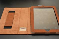 Review - Snugg Distressed Brown Leather Case for iPad Review | MacNN