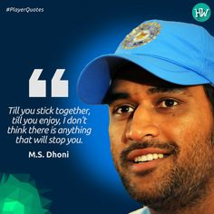 MS Dhoni surely knows how to motivate his team-mates even when he is not playing! Test Cricket, Cricket Sport, Ziva Dhoni, Ms Dhoni Photos, Dhoni Quotes, Ms Dhoni Wallpapers, Cricket Quotes, Player Quotes, Quotes To Live By