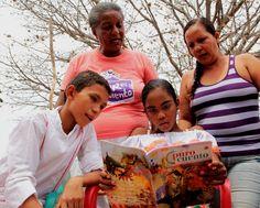 Lectura en San Luis