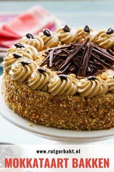 Dutch Recipes, Bon Appetit, Delish, Cheesecake, Good Food, Pie, Sweets, Baking, Cakes