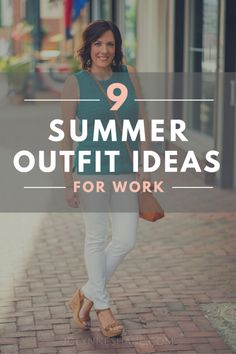 9 Outfit Ideas for Work