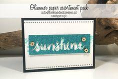SAB'17 deel 2 – Glimmer paper assortment pack