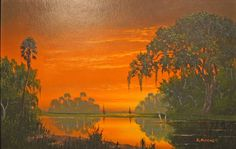 """Meet the Highwaymen, Florida's African-American landscape artists who overcame the obstacles of the """"Jim Crow"""" South, solidifying a chapter of artistic and cultural history"""
