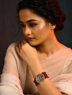 Buy Ruby and Polki Gold Bracelet Online at Jaypore.com Bangle Bracelets, Bangles, Shopping Coupons, Summer Sale, Old World, Elegant, Cuffs, Pink, Bracelets
