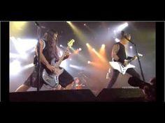 MetallicA - Live at Revolver Golden Gods Awards 2013