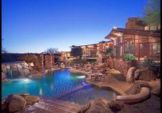 backyard pool - sure, i'll take it ;)