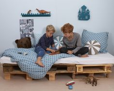 SoulMate Lion bedding by roommate www.roommate.dk #roommatedk #organicbedding #beddingforboys