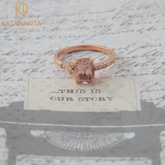 @clareappleyard posted to Instagram: Do you like your jewellery to be symmetrical, or asymmetrical?  Last year we made this morganite engagement ring, when our client wanted different detail on each side of the central morganite. What's your vote?  Yay? Or nay?   #symmetrical   #madeinsouthafrica #proudlysouthafrican🇿🇦 #madelocally #bespokejewellery #privatejeweller #ringbling #morganiterings #engagementrings #showmeyourrings #ringsofinstagram #isaidyes #justengaged #vintagejewellery #wif