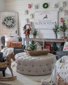 It& starting to look like Christmas, my favorite time of year! Thanks for sharing our sign in your design. Christmas Candle Decorations, Christmas Lanterns, Christmas Porch, Farmhouse Christmas Decor, Christmas Signs, Rustic Christmas, Christmas Trends, Christmas 2019, White Christmas