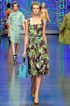 Dolce & Gabbana 2012 yaz modası