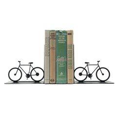 Steady Ride Bookends Set of 2 ($58) ❤ liked on Polyvore featuring home, home decor and books