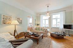 Comfortable living room / Mukava olohuone