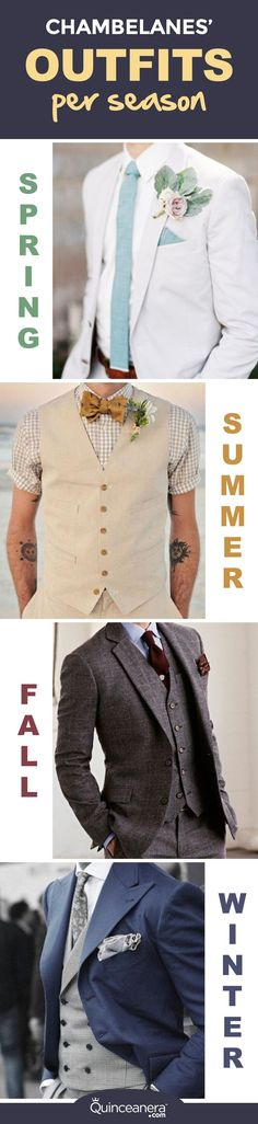 Here are some ideas on how to have dapper looking chambelanes. - See more at: http://www.quinceanera.com/dresses/style-trend-chambelanes-outfits-per-season/?utm_source=pinterest&utm_medium=social&utm_campaign=article-022816-dresses-style-trend-chambelanes-outfits-per-season#sthash.ADZpBVmZ.dpuf