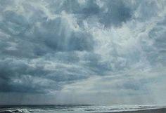Sarah Spencer  Seascape, Holkham Beach