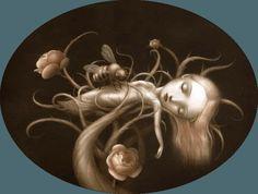 nicoletta+ceccoli+art | Visit Nicoletta Ceccoli's website for more information and to view ...