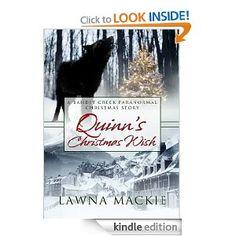 Amazon.com: Quinn's Christmas Wish (Bandit Creek Books) eBook: Lawna Mackie, Carla Roma: Kindle Store