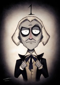 Doctor Who by Tim Burton - The #1 Doctor