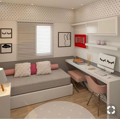 Fantastic College Bedroom Decor Ideas And Remodel 80 Fantastic Small Apartment Bedroom College Design Ideas And Decor inside [keyword Small Apartment Bedrooms, Small Room Bedroom, Small Apartments, Girls Bedroom, Bedroom Decor, Master Bedroom, College Bedrooms, Small Spaces, Blue Bedroom