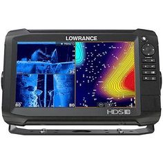 Lowrance HDS-9 Carbon with StructureScan3D Module & Transducer