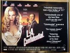 Image result for l.a. confidential film poster