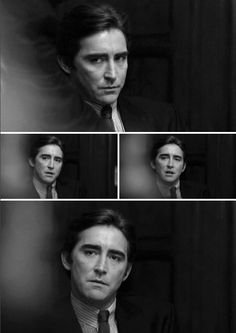 Lee Pace as Joe in Halt and Catch Fire. So ridiculously good looking.