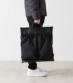 nanamica / TPE Helmet Bag