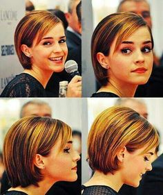 I love that hair. .. and I love her ♥