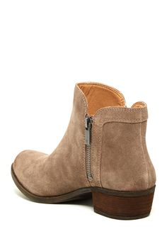 Breah Bootie by Lucky Brand on @nordstrom_rack