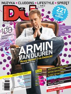 DJ Mag is a British monthly magazine dedicated to Electronic dance music (EDM) and DJs. Founded January 31, 1991, the magazine is translated monthly to Portuguese, Polish (since June 2010),Ukrainian, Lithuanian, Chinese, Bulgarian, Spanish, French, German and Italian.