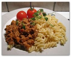 Swedish Recipes, Italian Recipes, Pasta Recipes, Cooking Recipes, Love Food, Risotto, Lunch, Beef, Food And Drink