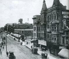 Milwaukee and Ashland, 1911, Chicago.