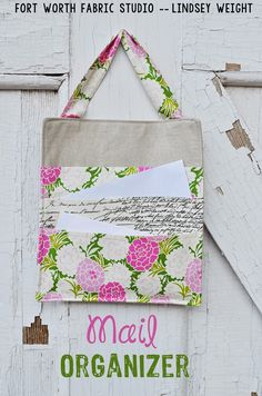 crafty ways to organize - mail sorter