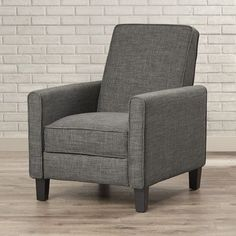 You'll love the Omicron Club Recliner at Wayfair - Great Deals on all Furniture  products with Free Shipping on most stuff, even the big stuff.