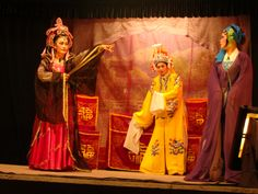 Local Festival having a Traditional Opera