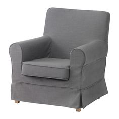 EKTORP JENNYLUND Chair cover IKEA The cover is easy to keep clean as it is removable and can be machine washed.