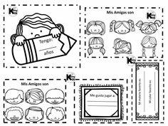 Bilingual Education, Kids Education, Sunday School, Diagram, Teacher, Album, Activities, Comics, Notebook