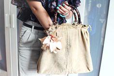 DIY torba – uszyta ze spódnicy (galeria)