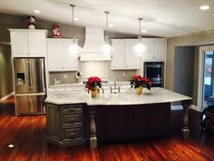 Bradley kitchen remodel. We took a 1950's kitchen and upgraded it to a modern marvel by Mister Fix-it!