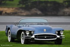 Buick Wildcat II - concept car