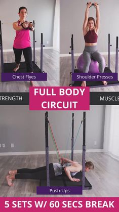 Fit Board Workouts, Easy Workouts, At Home Workouts, Health And Wellness Coach, Positive Body Image, Fitness Tips, Fitness Exercises, Regular Exercise, Weight Training