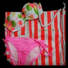 My #VSTeenyBikini ! @victoriassecret I'm in love and the beach better watch out! :)
