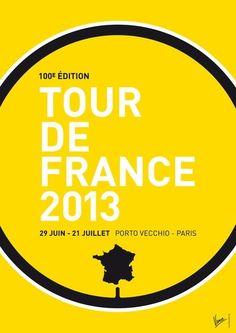100th edition of Tour de France!