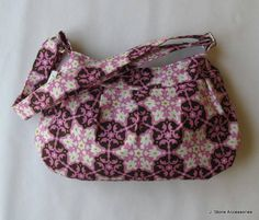 30 OFF SALE Women's Purse Pink and Brown by JStoneAccessories, $21.00