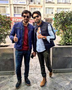 "8,251 Likes, 75 Comments - Fahad Mustafa (@mustafafahad26) on Instagram: ""Ready to roll 🎬 #JPNA2 #Istanbul @saeedhumayun"""