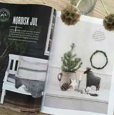 Nordic Christmas idea´s for danish magazine Alt for Damerne 2016 / Stylist Pernille Grønkjær Taatø