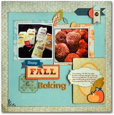 Emma's Paperie: October Color Challenge by Jill Cornell