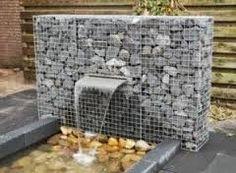 Resultado de imagem para gabião de pedra