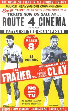 JEAN MICHEL BASQUIAT Wrestling Posters, Boxing Posters, Boxe Mma, Boxe Fight, World Heavyweight Championship, Boxing Champions, Life Paint, Muhammad Ali, Vintage Box