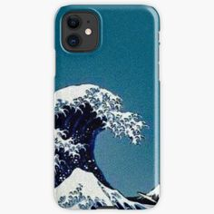 Iphone Phone Cases, Iphone 11, My Arts, Waves, Art Prints, Printed, Awesome, Products, Case For Iphone