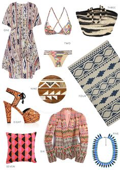 patterns galore on Sweet Thing